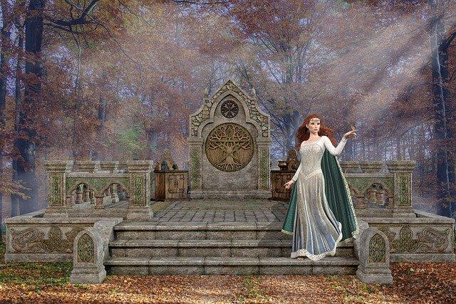 mythologie celtique
