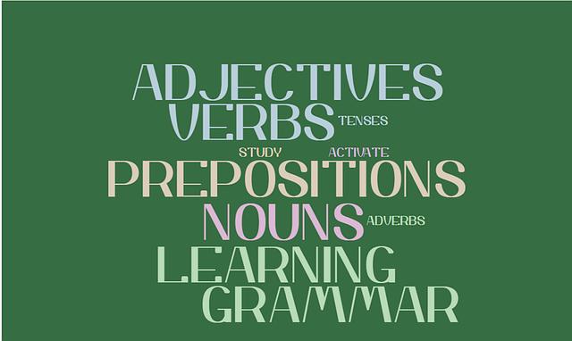 correction grammaire
